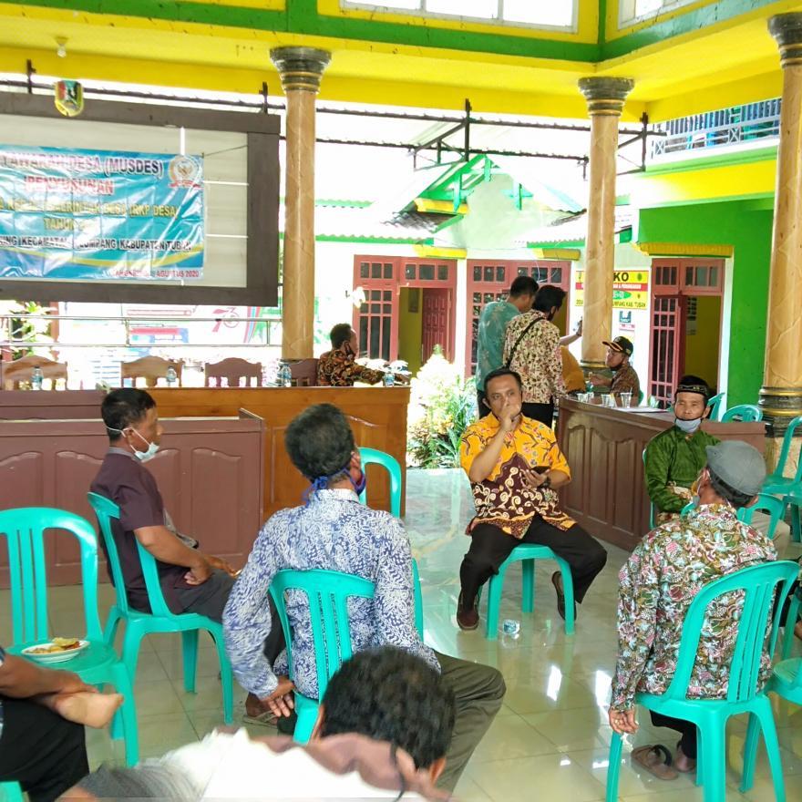 Penyusunan RKP-Desa Cangkring Tahun Anggaran 2021