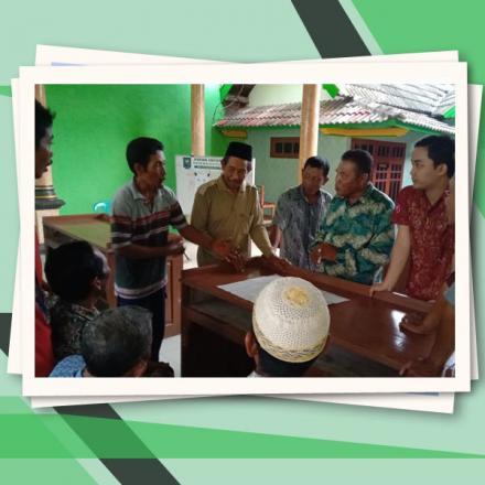 Album : Musyawarah Pembangunan Jalan Desa