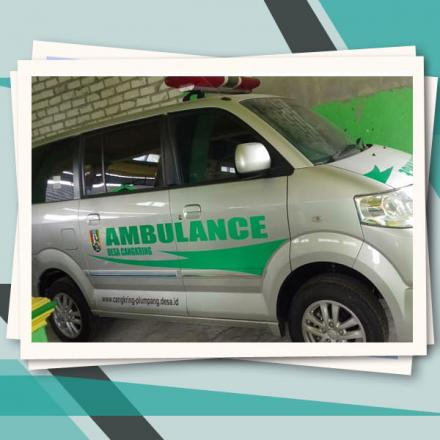 Album : Ambulance Desa Cangkring